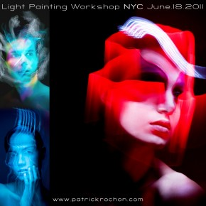 Light Painting Workshop NYC June 18