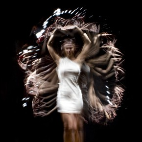 Light Painting Fragments with SANDRA BERUBE