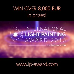 Light Painting Award Contest '13